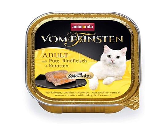 Comida húmeda gourmet gatos Vom Feinstein Amazon