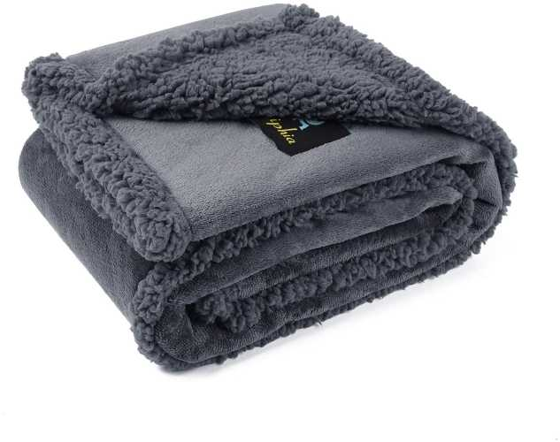 manta impermeable para gatos color gris