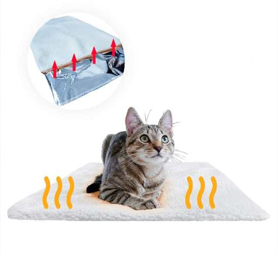 manta para gatos térmica